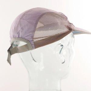 Patagonia Mesh Lavender Grey Vintage Hat L Adjust